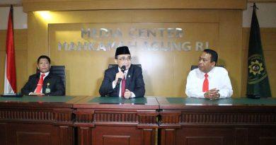Hakim Agung H. Sunarto Terpilih Menjadi Wakil Ketua MA Bidang Non Yudisial