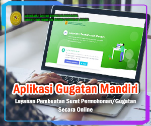 App Gugatan Mandiri