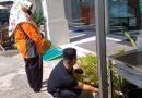Ingin Selalu Budayakan 5 R, PA Sungai Raya Gelar Jum'at Bersih